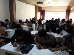 برگزاری امتحان میان ترم ریاضی عمومی ۲