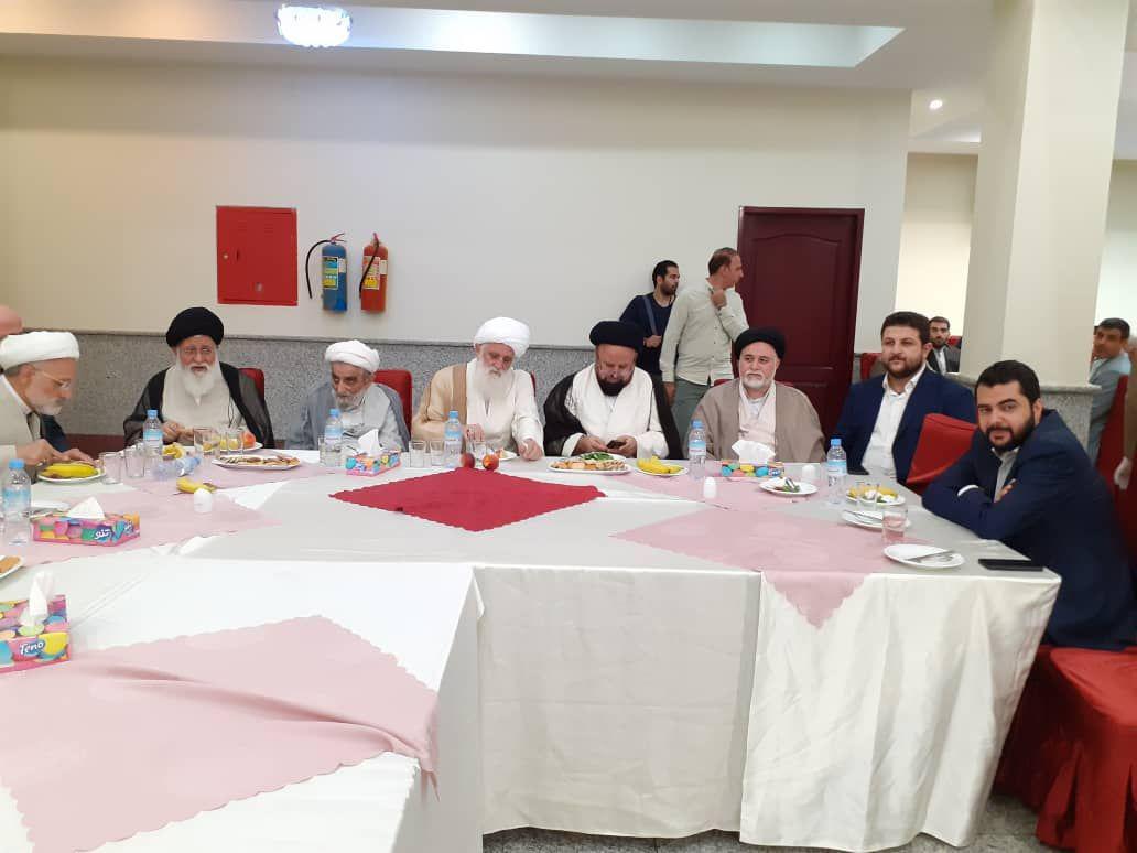 ضیافت شام بمناسبت عید غدیر